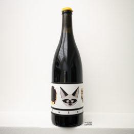vin rouge 1+1=3 du domaine phase 2 collectif anonyme dans le roussillon sur paris par L'envin vin nature