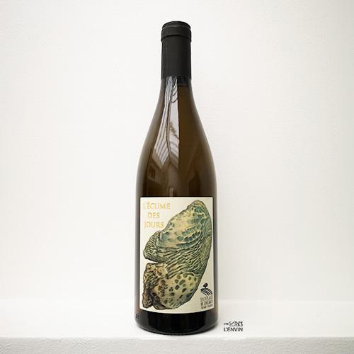 L'écume des jours 2018 - vin blanc - Les Déplaude de Tartaras