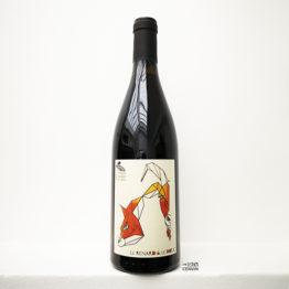 vin du domaine Les Déplaude de Tartaras Le Renard et Le Bouc 2018