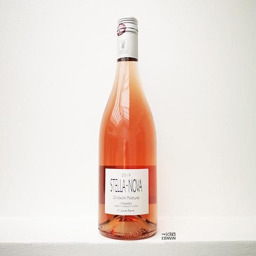 image de diabolo nature vin rosé stella nova