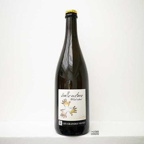 bulle nature pet-nat de la famille vaillant du domaine les grandes vignes dans le val de loire