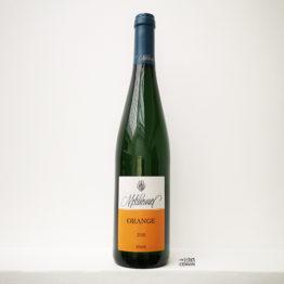 vin orange 2018 en biodynamie du domaine melsheimer en allemagne l'envin agent paris