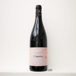 l'imprevu 2019 merlot cabernet vin rouge du domaine salisquet à buzet proposé par l'envin sur paris