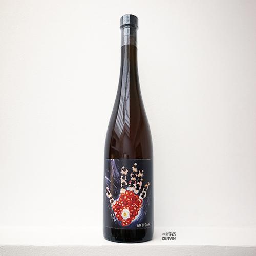 vin bio orange artisan 2018 du domaine le vignoble du reveur en alsace l'envin agent à paris