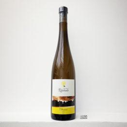 vin blanc bio vibrations 2018 du domaine le vignoble du reveur en alsace l'envin agent à paris