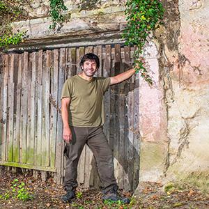 nicolas paget vigneron bio en touraine loire représenté par l'envin à paris