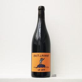 vin rouge bio cot 2017 huit launay agent l'envin