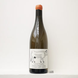 vin blanc bio vouvray 2017 alexandre giquel agent l'envin