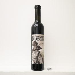 bouteille de vin big rock candy mountain 2015 produit par phase 2 le collectif anonyme dans le roussillon et distribué par l'envin sur paris ile de france loiret vin nature vin naturel