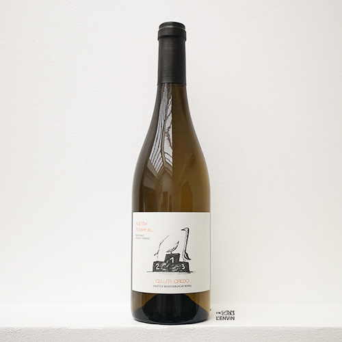 and the winner is vin blanc bio de celler credo catalogne espagne l'envin agent paris