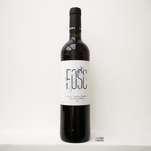 fosc finca parera vin rouge bio catalogne agent paris l'envin