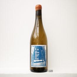 vin blanc bio la bufarrella 2019 du celler la salada de catalogne espagne