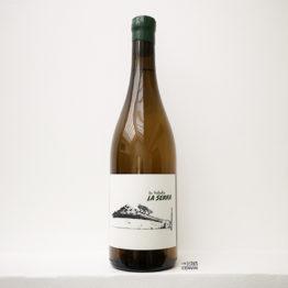 vin orange bio la serra 2019 du celler la salada de catalogne espagne