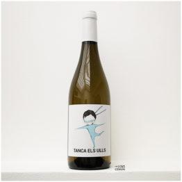 TANCA ELS ULLS Francesc Boronat malvasia blanc malvoisie sitges catalogne vin bio paris lenvin