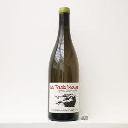 vin bio chenin 2019 la table rouge agent l'envin