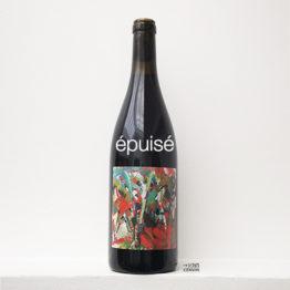 Bouteille de la cuvée de vin rouge Renaissance 2018 réalisée par Raphaël Baissas de Chastenet de Nada Vandal Wines dans le Roussillon à Calce, et distribué par l'envin sur paris ile de france loiret