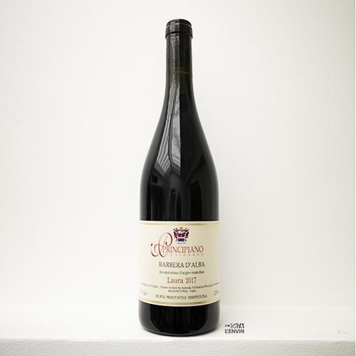 vin rouge barbera d'alba laura de AZIENDA VITIVINICOLA FERDINANDO PRINCIPIANO – Monforte d'Alba agent paris l'envin