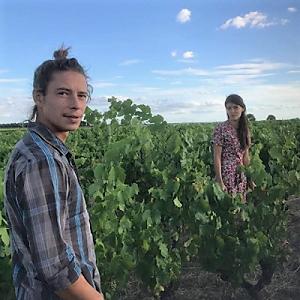 lou chigard louis lange la pensée filante loire valley natural wine agent l'envon paris