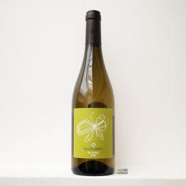 bouteille de Volaina 2018 un vin blanc bio catalan produit par celler credo en espagne et distribué par l'envin a paris ile de france et loiret