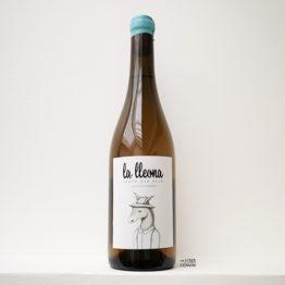 Bouteille de vin orange bio La lleona 2019 du vigneron Francesc Boronat du domaine Tanca els ulls en catalogne espagne distribué par l'envin sur paris ile de france loiret