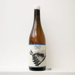 bouteille de vin blanc parellada 2019 de Celler Tuets en catalogne en espagne distribué par l'envin, agent et grossiste de vin bio et naturel à paris, en ile de france et loiret
