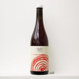 bouteille de vin rosé Tot 2019 de Celler Tuets en catalogne en espagne distribué par l'envin, agent et grossiste de vin bio et naturel à paris, en ile de france et loiret