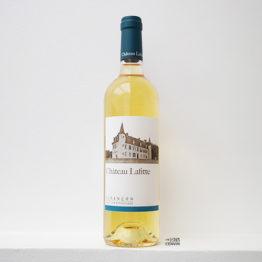 bouteille de jurançon doux 2015, vin moelleux du Château Lafitte par L'envin agent et grossiste en vin bio et nature sur paris ile-de-france loiret