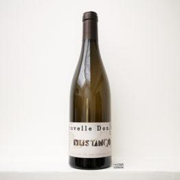 Bouteille de vin bio Mustango 2019 - blanc - La Nouvelle Don(n)e de Wilfried Valat dans le Roussillon distribué par l'envin agence de vins bio et nature sur paris ile de france loiret, export agency