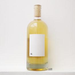 bouteille de 1 Litre 2019, vin blanc du Château Lafitte par L'envin agent et grossiste en vin bio et nature sur paris ile-de-france loiret